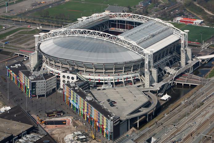 De Arena in Amsterdam.