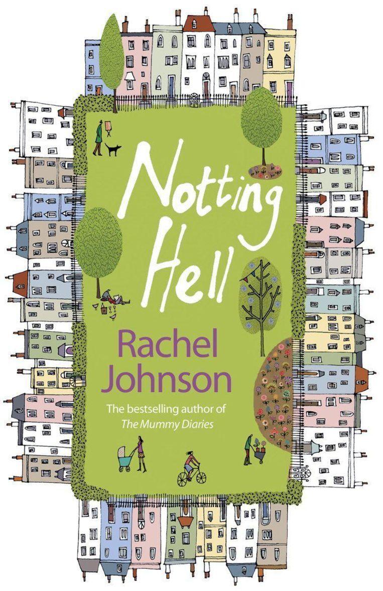Notting Hell Boris Johnsons zus Rachel. Beeld