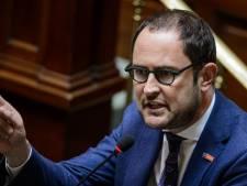 """""""Si le PS pense pouvoir forcer un gouvernement fédéral: think again, ça n'arrivera pas"""""""