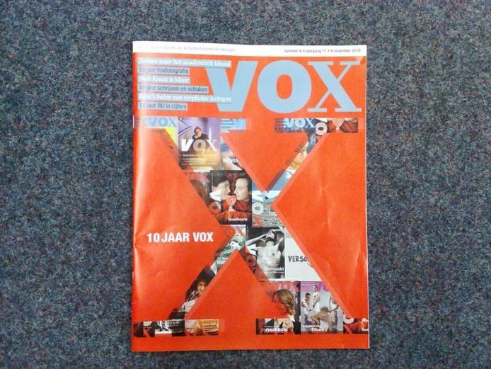 Annemarie Haverkamp is hoofdredacteur van Vox.