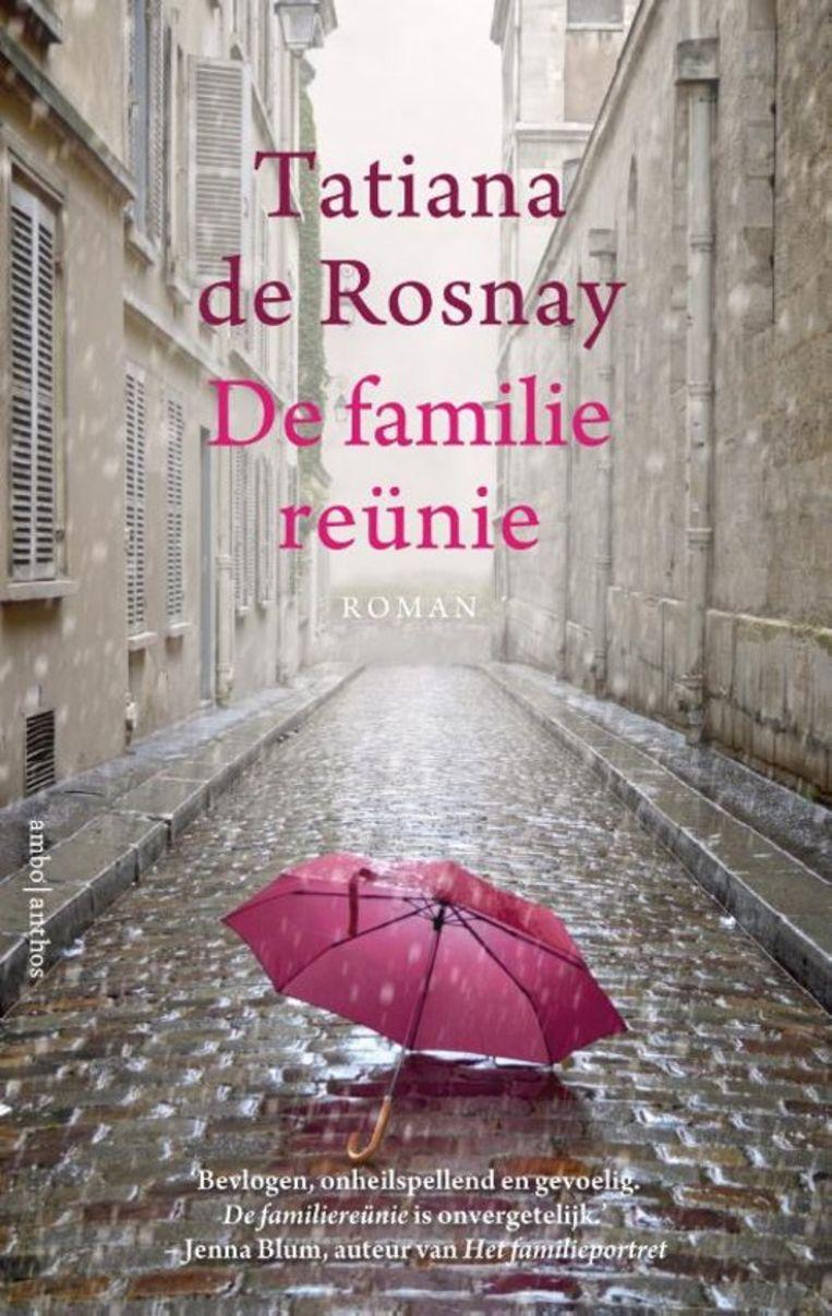 Tatiana de Rosnay; Ambo Anthos; €19,99 Beeld null