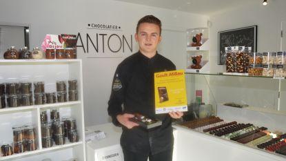 Chocolatiers Anton en Jan Andries opnieuw in Gault&Millau-gids met beste chocolatiers