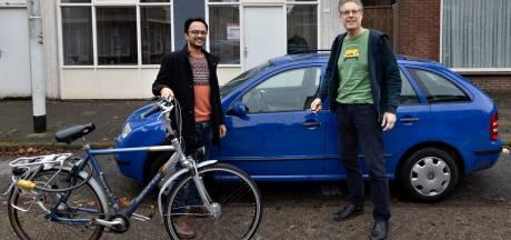 Autoschaamte? De Eindhovense Irisbuurt lost het op met Iris Elektrick!
