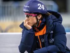 Schulting mist finale op 1000 meter door diskwalificatie