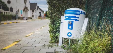 Robots Malem worden geveild