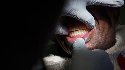Arts vindt na operatie kunstgebit in keel patiënt