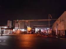 Brandweer rukt uit voor brand bij Empyro in Hengelo