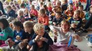 Basisschool De Brug zamelt 4.500 euro in voor Rode Neuzen