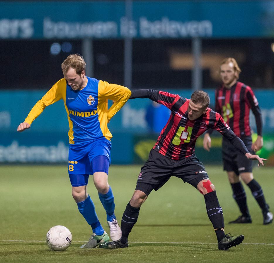 OJC Rosmalen - Blauw Geel '38OJC Rosmalen - Blauw Geel '38
