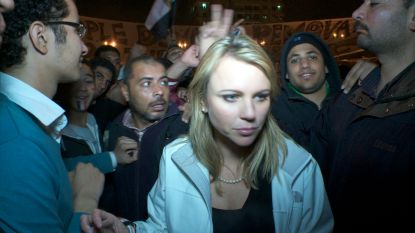 """Bekende journaliste onthult details van hoe ze verkracht werd door woeste massa in Caïro: """"Ze vochten om mijn lichaam"""""""