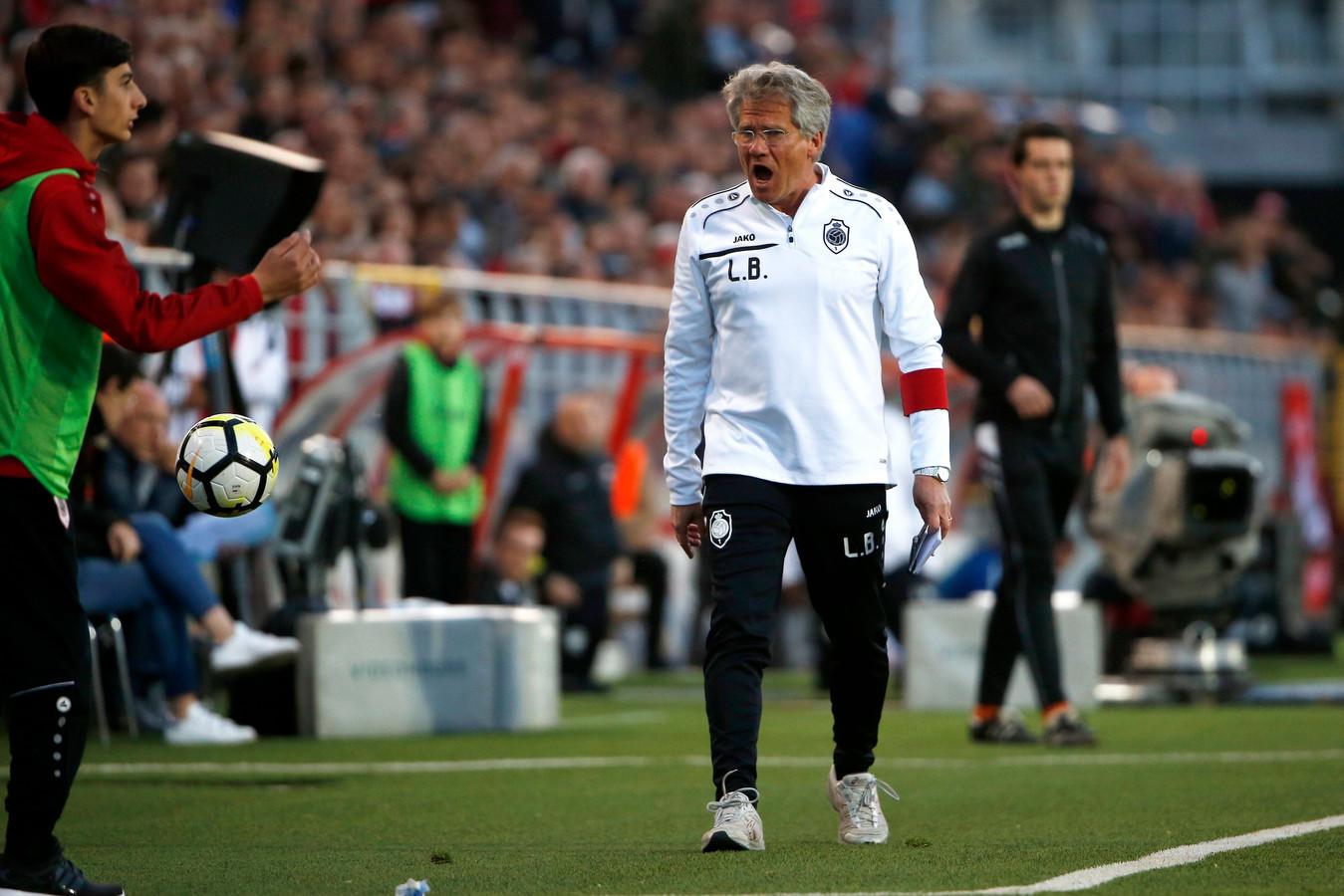 La défaite à Bruges n'entâche pas le bilan de l'Antwerp et de Laszlo Bölöni qui auront encore un devoir à remplir, dimanche prochain, avant les vacances.