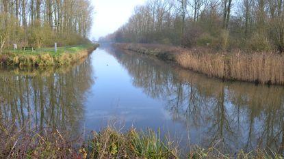 """Burgemeester De Caluwé (Open Vld): """"Zwem niet in Moervaart of kreken"""""""