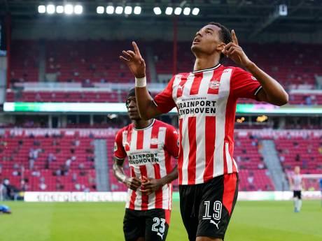PSV overtuigt niet in rommelpot tegen Vitesse