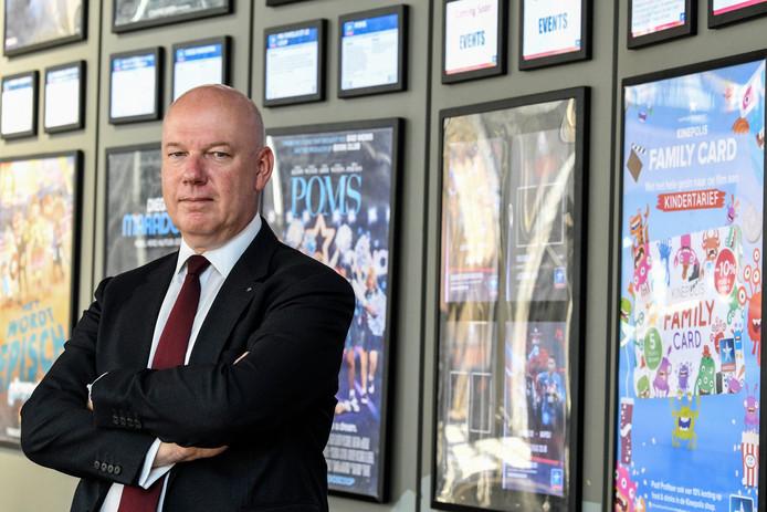 Eddy Duquenne, CEO du groupe Kinepolis.