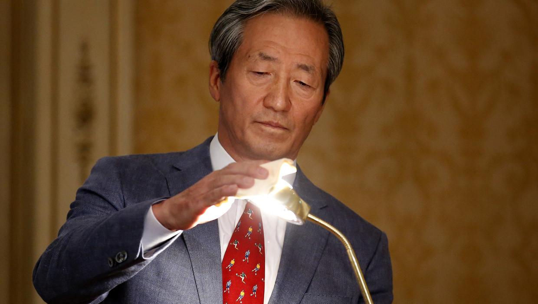 Chung Mong-Joon Doet Gooi Naar Voorzitterschap FIFA
