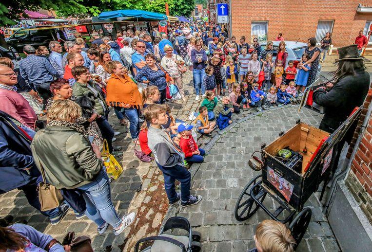 Henk Deleu  Zoetemarkt 2019