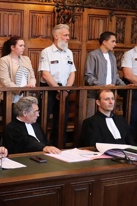 La prison à perpétuité requise contre Alexandre Hart et Belinda Donnay