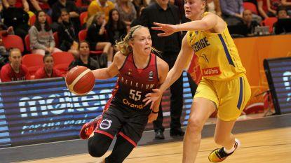 """Ook Allemand trekt naar WNBA: """"Ik ga twee grote dromen in één zomer kunnen waarmaken, dat is magisch"""""""