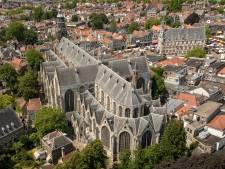 Gouda staat net achter Dordrecht, maar vóór Delft