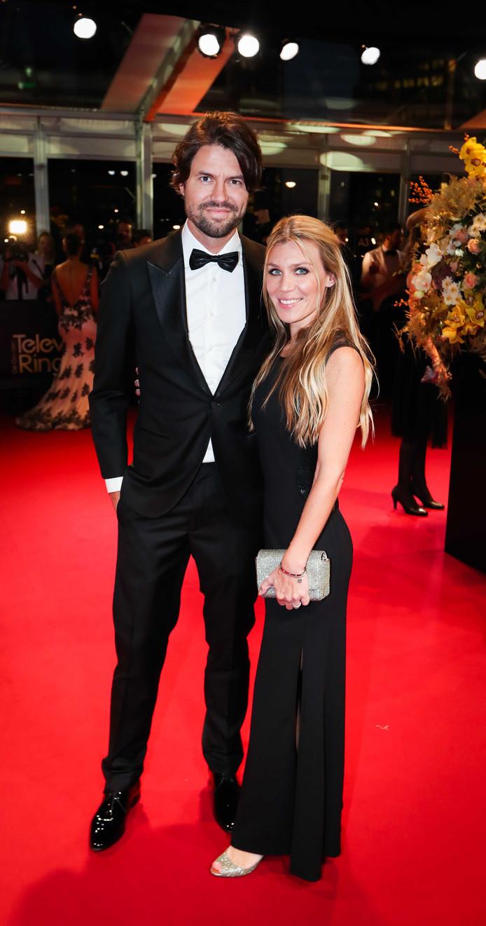 Annemarie en haar man Simon Keizer