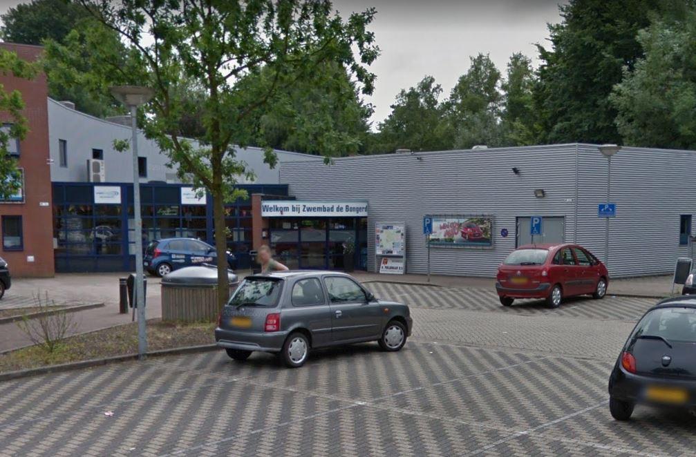 Zwembad De Bongerd in Wageningen.