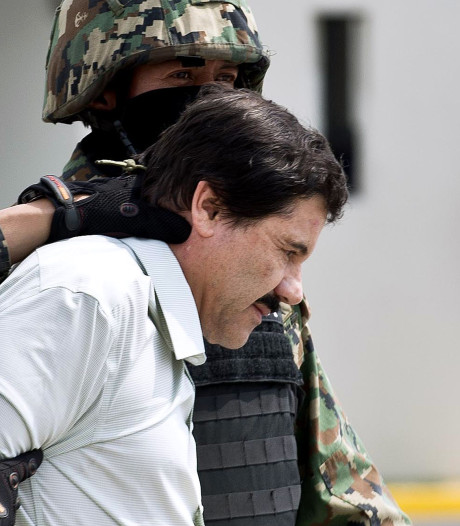 El Chapo is van troon gestoten als machtigste drugsbaas