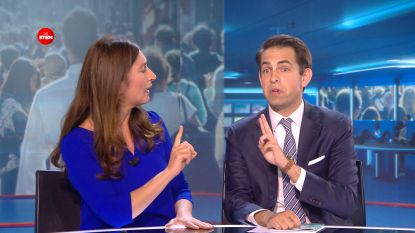 """Tom Van Grieken hoopt dat N-VA niet """"de bocht van Demir"""" heeft ingezet"""