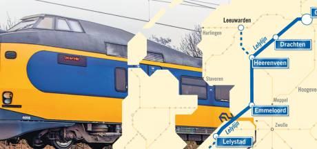 Lelylijn stap dichterbij: kostendekkend en aanleg goedkoper dan alternatief