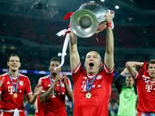 Het verdriet van Atlético, de eerwraak van Robben