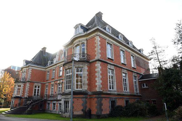 Kasteel De Maurissens in Pellenberg is eigendom van de KU Leuven en wordt voor twee jaar verhuurd aan de gemeente Lubbeek.