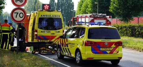 Dodelijk slachtoffer ongeluk Breda is 86-jarige man die onwel werd voor botsing, omstanders filmden de reanimatie