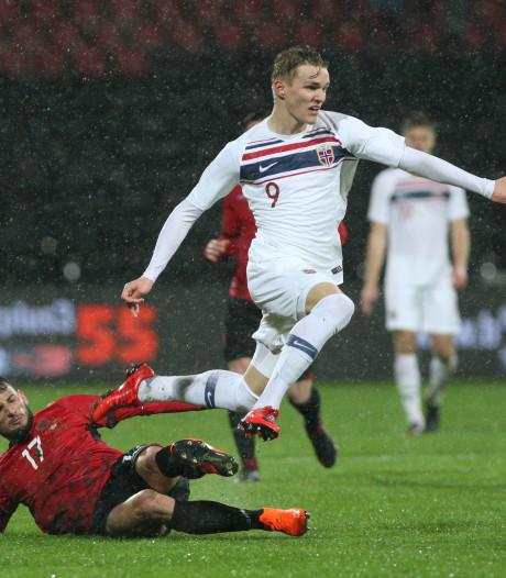 Sloetski: Ødegaard zeer welkom bij Vitesse