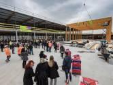 Feestje met dubbel gevoel op Lelystad Airport