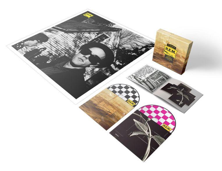 De variant met twee cd's. Beeld