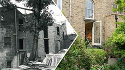 Koppel kocht twee verlaten huisjes voor 338 euro, 40 jaar later staan ze te koop voor 2,1 miljoen