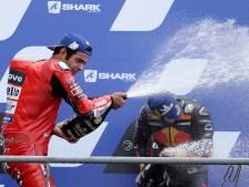 Succès de Danilo Petrucci au GP de France, Quartararo garde la tête du championnat