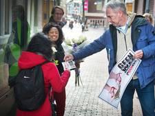 'Maak van Pegida-demonstratie een sponsorloop voor VluchtelingenWerk'
