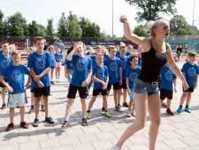 Samen bewegen op sportdag De Krim