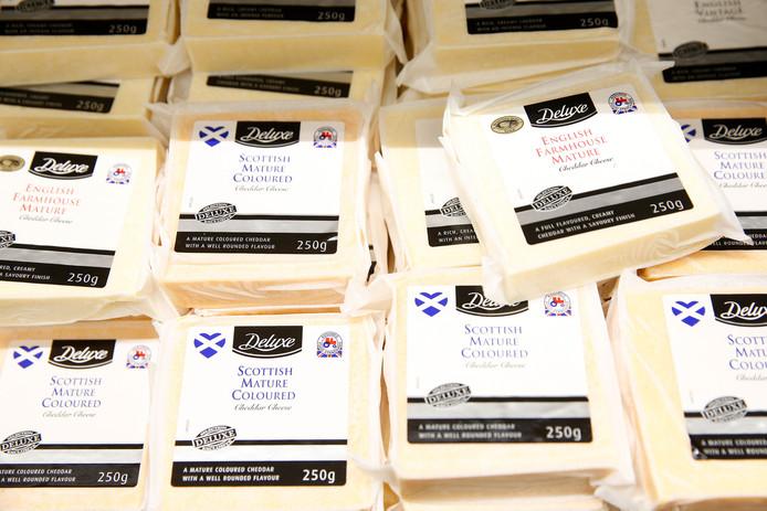 Ook kaasverpakkingen kunnen voor problemen bij het openen zorgen.