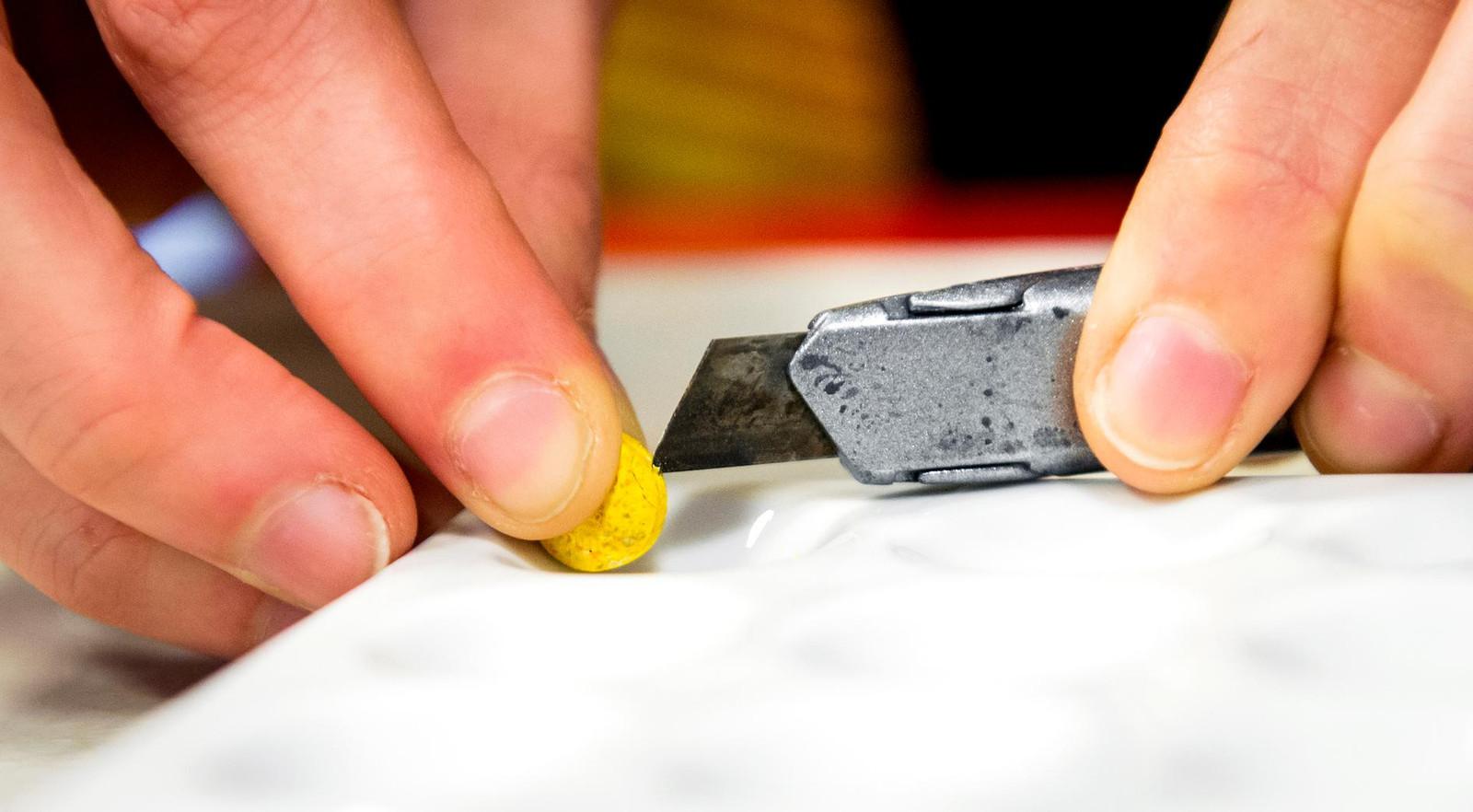 Het testen van xtc is belangrijk om te kunnen waarschuwen als extreem gevaarlijke pillen opduiken.