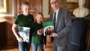 Kinderen werken eigen klimaatplan uit