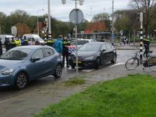 Voetganger gewond door aanrijding met auto