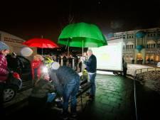 Streng politietoezicht zorgt voor rustig verloop van Pegida-demonstratie