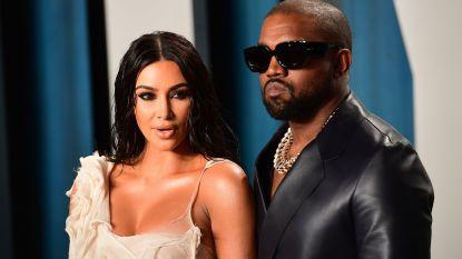 """""""Kim Kardashian en Kanye West proberen relatieproblemen op te lossen op vakantie"""""""