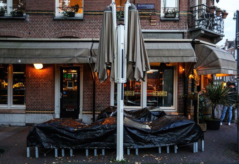 Hendrix, De Clercqstraat.  Beeld Eva Plevier