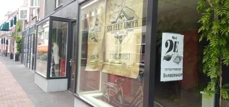 Tweede zaak in Peperstraat voor tattooshop Six Feet Under