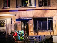Huizen zwaar beschadigd door brand in Arnhemse wijk, vuur is mogelijk aangestoken