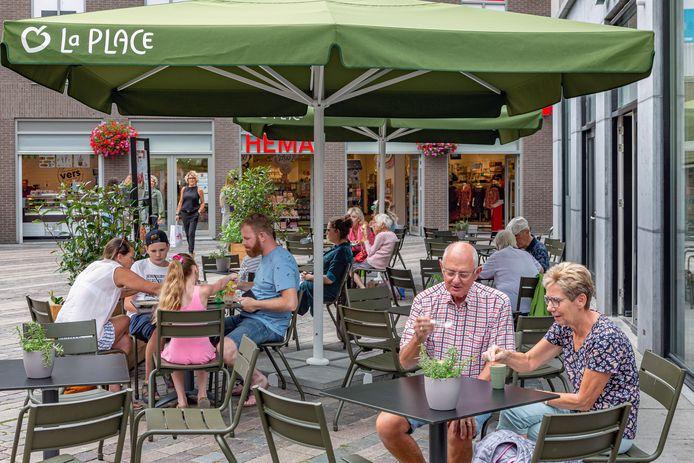 Deze La Place in Bergen op Zoom gaat niet meer open.