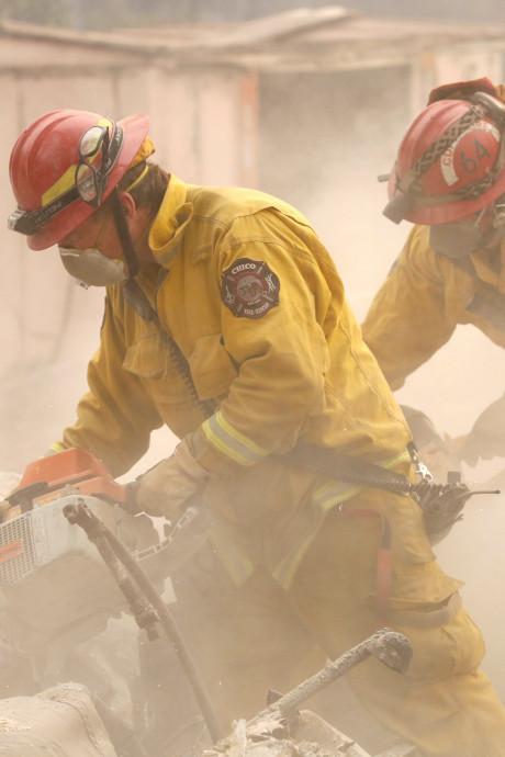 Dodental bosbrand in noorden van Californië loopt op naar 48