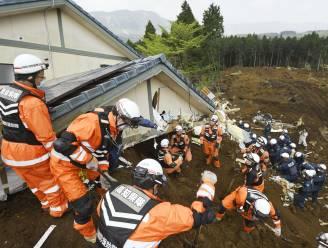 Aantal doden aardbevingen Japan loopt verder op